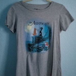 Disney Aristocats Large T-shirt